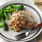 Sunday Best Stuffed Pork Chops