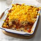 Beef & Noodle Casserole