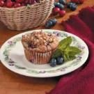 Berry Pleasing Muffins