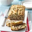 Louisiana Pecan Bacon Bread