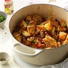 New England Bean & Bog Cassoulet