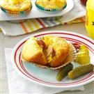 Cheddar Corn Dog Muffins