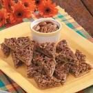 Honey Pecan Triangles