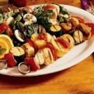 Honey-Mustard Chicken Kabobs