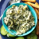 Slow Cooker Spinach & Artichoke Dip