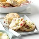Ham & Green Onion Biscuits