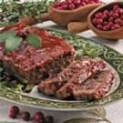 Cranberry Meat Loaf