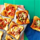 Mini Pizza Muffin Cups