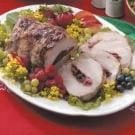 Berry Pretty Pork Roast