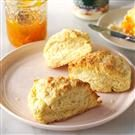 Triple Citrus Scones