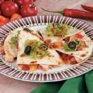 Baked Chicken Quesadillas