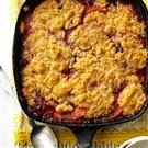 Cran-Apple Cobbler