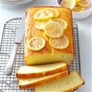 Makeover Lemon Pound Cake