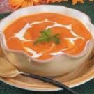 Chilled Squash and Carrot Soup