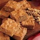 Maple Butterscotch Brownies