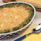 Mango Scalloped Corn