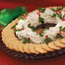 Bacon Cheese Wreath