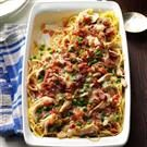 Mom's Favorite Chicken Tetrazzini