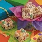 Gumdrop Cereal Bars