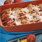 Beef-Stuffed Shells
