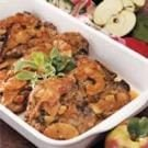 Apple-Smothered Pork Chops