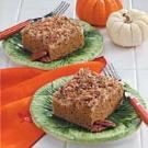 Pumpkin Cheese Coffee Cake