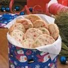 Jeweled Coconut Crisps