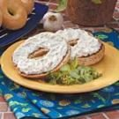 Garlic-Herb Bagel Spread