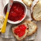 Quick Tomato-Strawberry Spread
