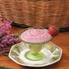 Chilled Strawberry Cream