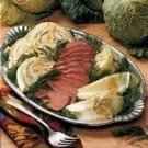 Dilly Corned Beef and Cabbage