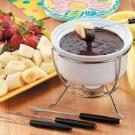 Peanut Butter Chocolate Fondue