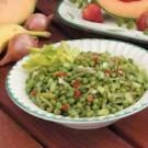Green Bean 'N' Pea Salad