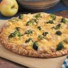 Turkey Divan Pizza