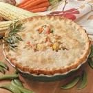 All-American Turkey Potpie