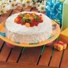 Makeover White Layer Cake
