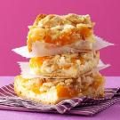 Peaches 'n' Cream Bars