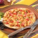 Crawfish Pizzas
