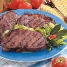 Simple Marinated Ribeyes