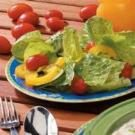Garden Salad with Lemon Dressing