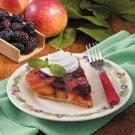 Blackberry Nectarine Pie