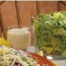 Creamy Bacon Salad Dressing