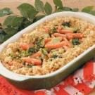 Carrot Broccoli Casserole
