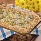 Crunchy Vegetable Bake