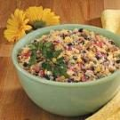Corn Bread Confetti Salad