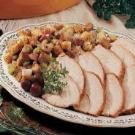 Turkey with Country Ham Stuffing