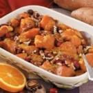 Winning Cranberry Sweet Potato Bake