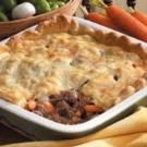 Vegetable Beef Potpie