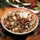 Sausage-Pecan Turkey Stuffing