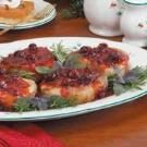 Holiday Cranberry Pork Chops